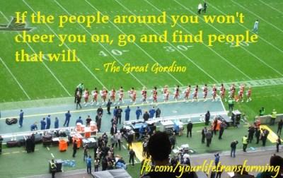 """Gordon Bryan"", ""The Great Gordino"","