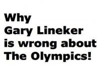 """""""Gary Lineker"""", """"Gordon Bryan"""""""
