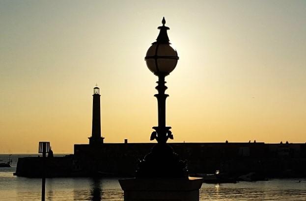 """Margate sunset"","