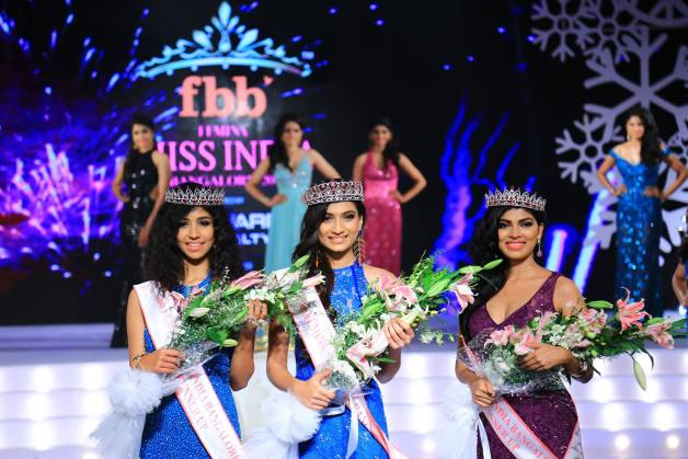 Roshmitha Harimurthy wins Femina Miss India Bangalore 2016