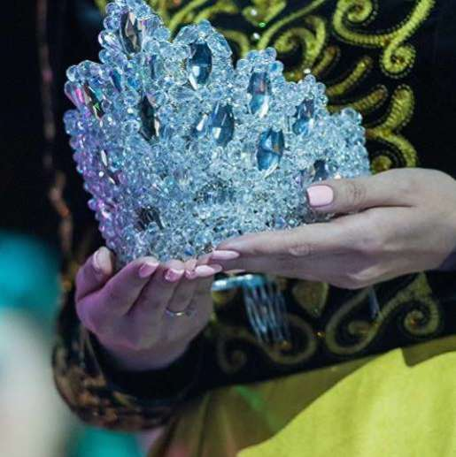 Perizat Rasulbek Kyz is Miss Kyrgyzstan 2016