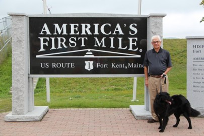 America's First Mile market in fort kent Maine