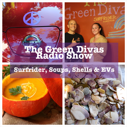 Green Divas Radio Show - Surfrider and more