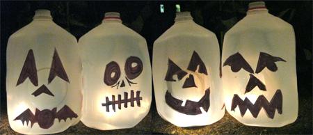 Jug-O-Lanterns