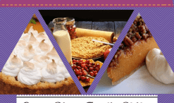 Green divas foodie-phile thanksgiving pie post image