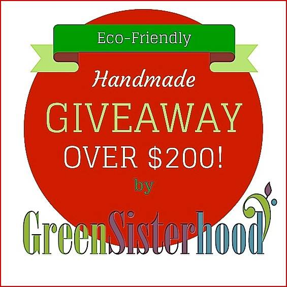 green sisterhood etsy giveaway 2014 image