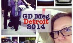 GD Meg in Detroit image collage