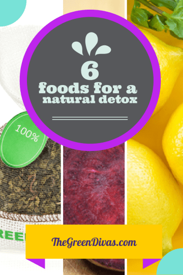 green divas foodie-philes detox graphic