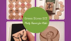 Green Divas DIY: Kids Wooden Memory Game