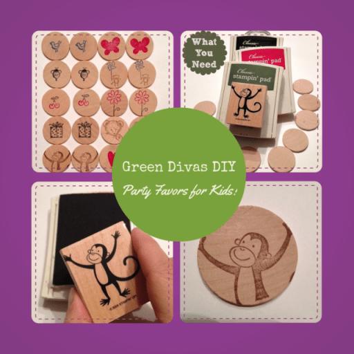 Green Divas DIY: Kids Wooden Memory Game