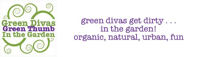 green divas gardening web header