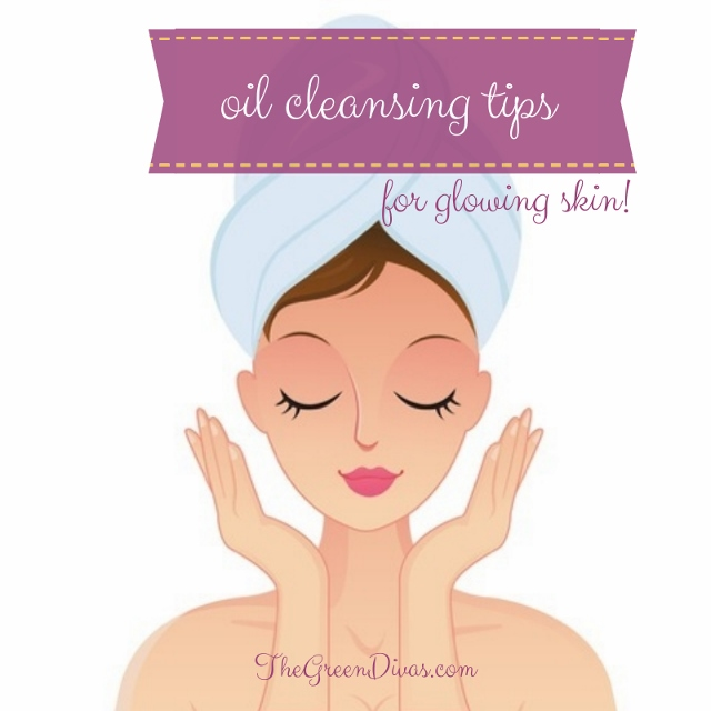 natural beauty oil cleansing