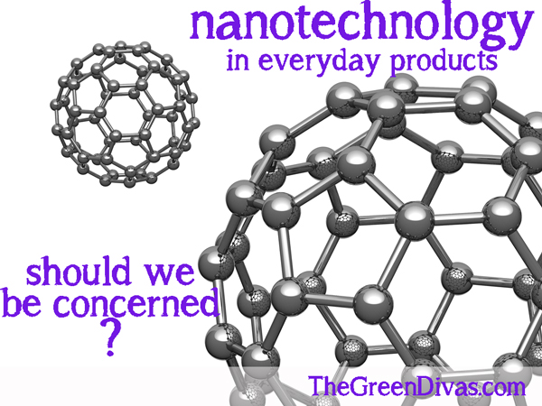 nanotechnology image on the green divas
