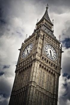 london air pollution, big ben