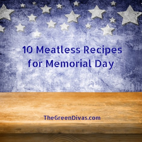 meatless memorial day recipes