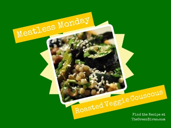 meatless monday couscous recipe