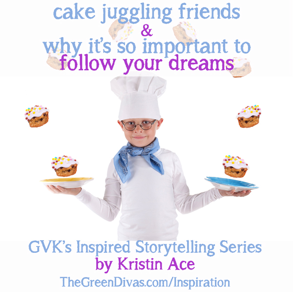 GVK's inspired storytelling videos - cake juggler image