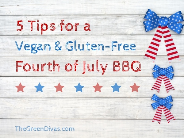 4th of july vegan gluten free