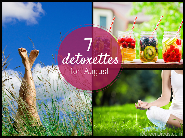 detoxettes for summer august