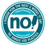 no plastic paradise pledge