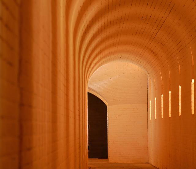 spiritual hallway