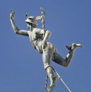 Mercury God