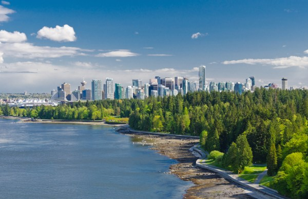vancouver green cities