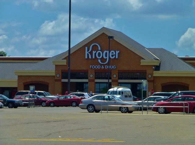 Kroger mindthestore campaign