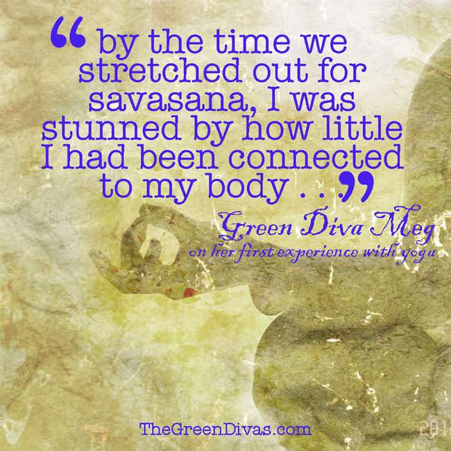 GD Meg's savasana quote