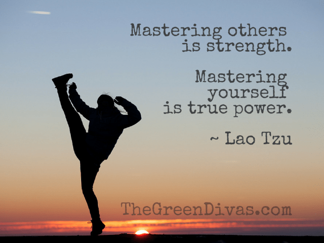 mastering your life quote