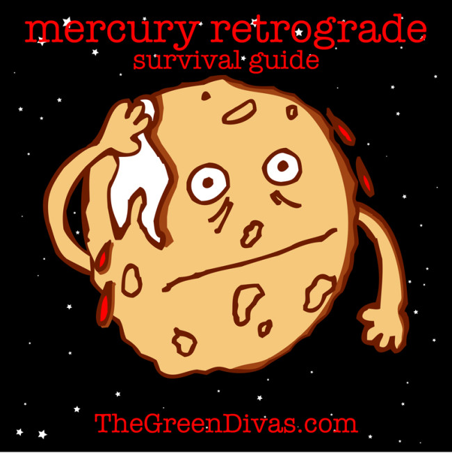 Mercury Retrograde Survival Guide image