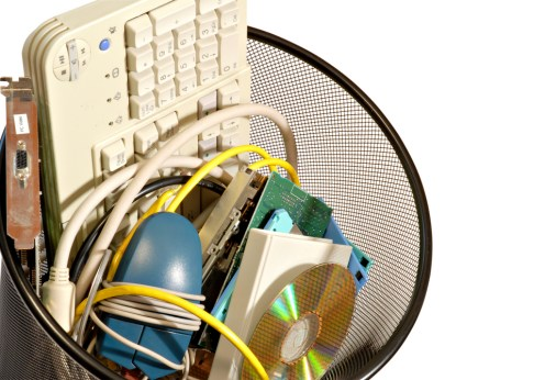 electronic waste is a problem