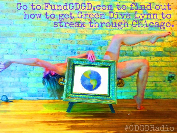 lynn hasselberger almost naked for gdgd radio