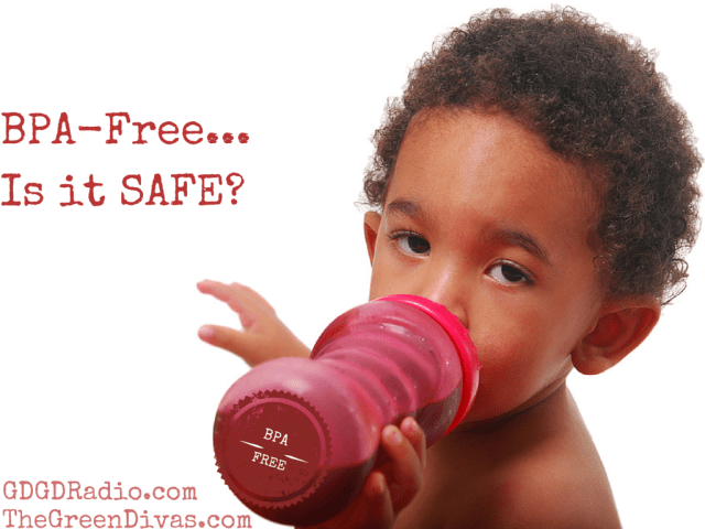 is BPA-Free plastic really safe?