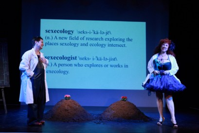 Beth Stephens and Annie Sprinkle - dirty sexecology