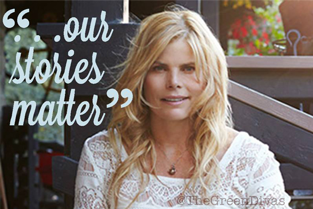 Mariel Hemingway on The Green Divas
