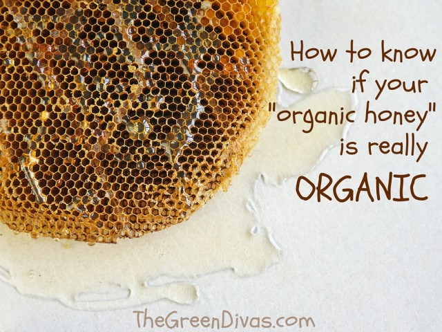 what makes -organic honey-truly