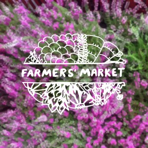 Farmer's Market graphic on the Green Divas