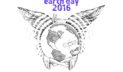 earth day 2016, earth angel by julie bond genovese on the green divas