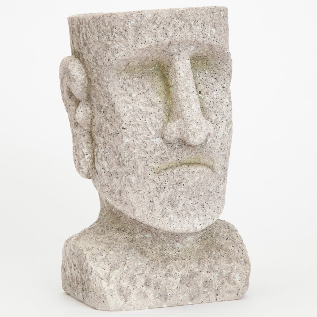 Planter Heads Easter Island Head Statue Planter
