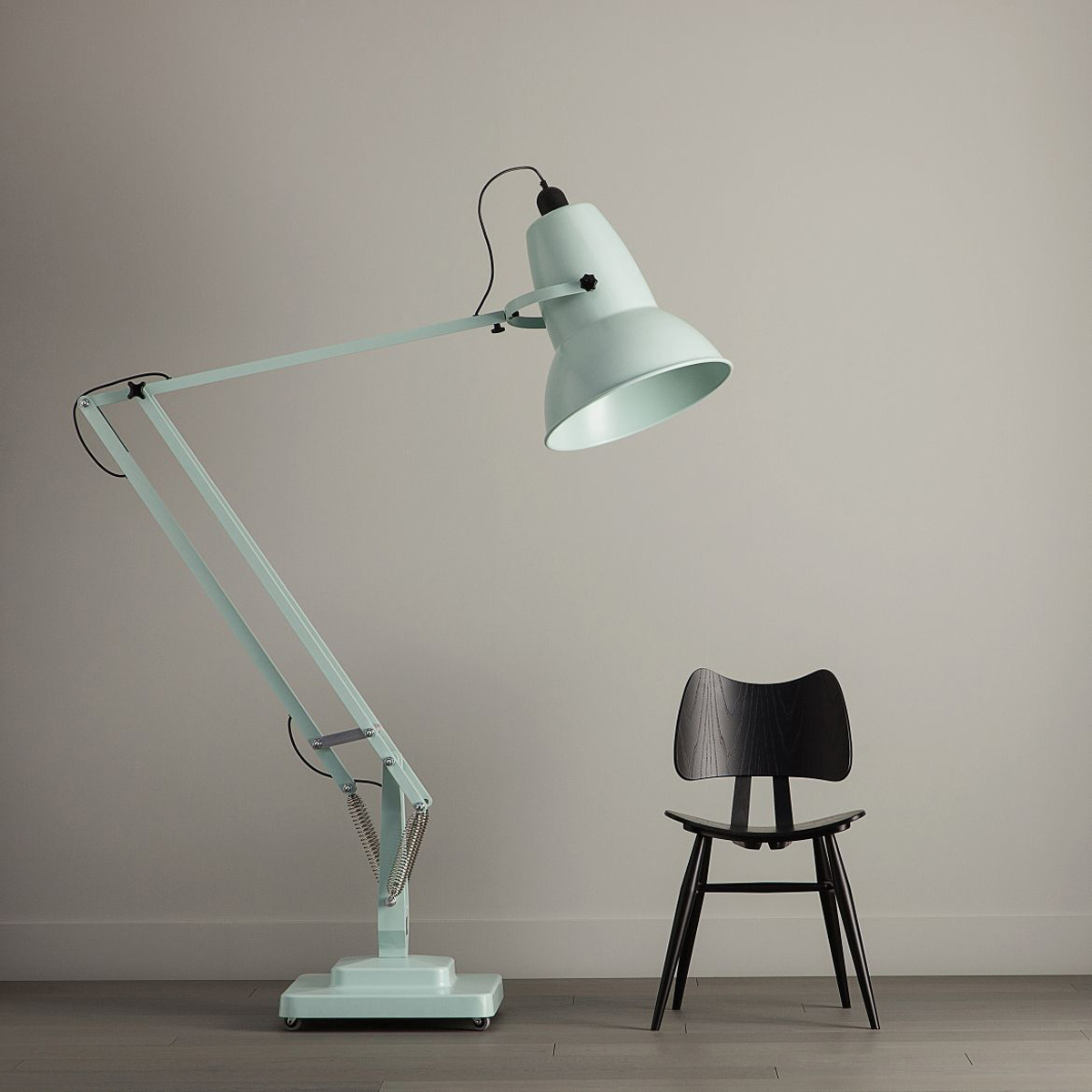 Anglepoise Lamp Gigantic Anglepoise Original 1227 Floor Lamp The Green Head