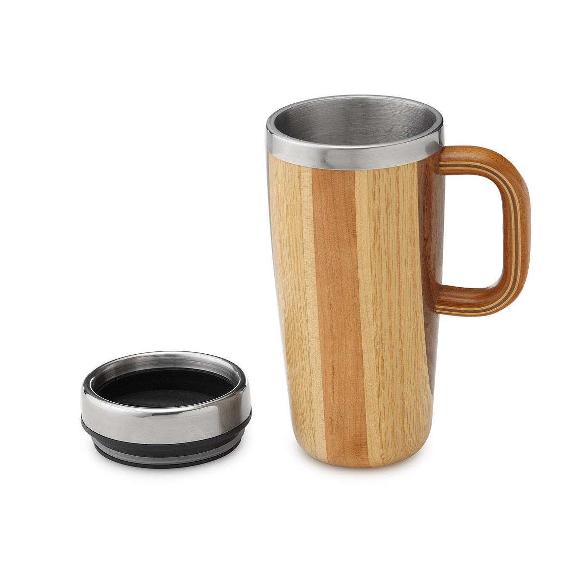 Nice Travel Mug Handmade Wooden Travel Mug