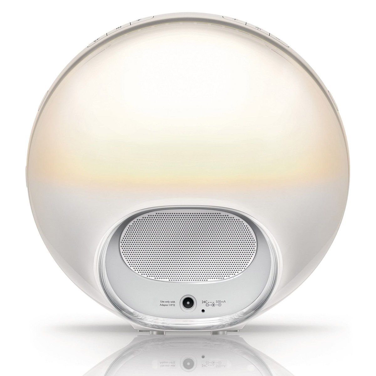 Philips Colour Lamp Philips Wake Up Light With Colored Sunrise Simulation For