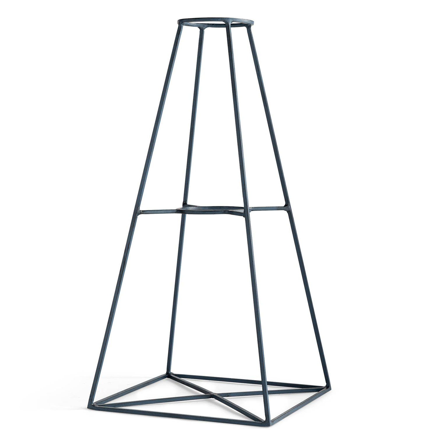 Tiered Plant Holders Tiered Obelisk Plant Stand