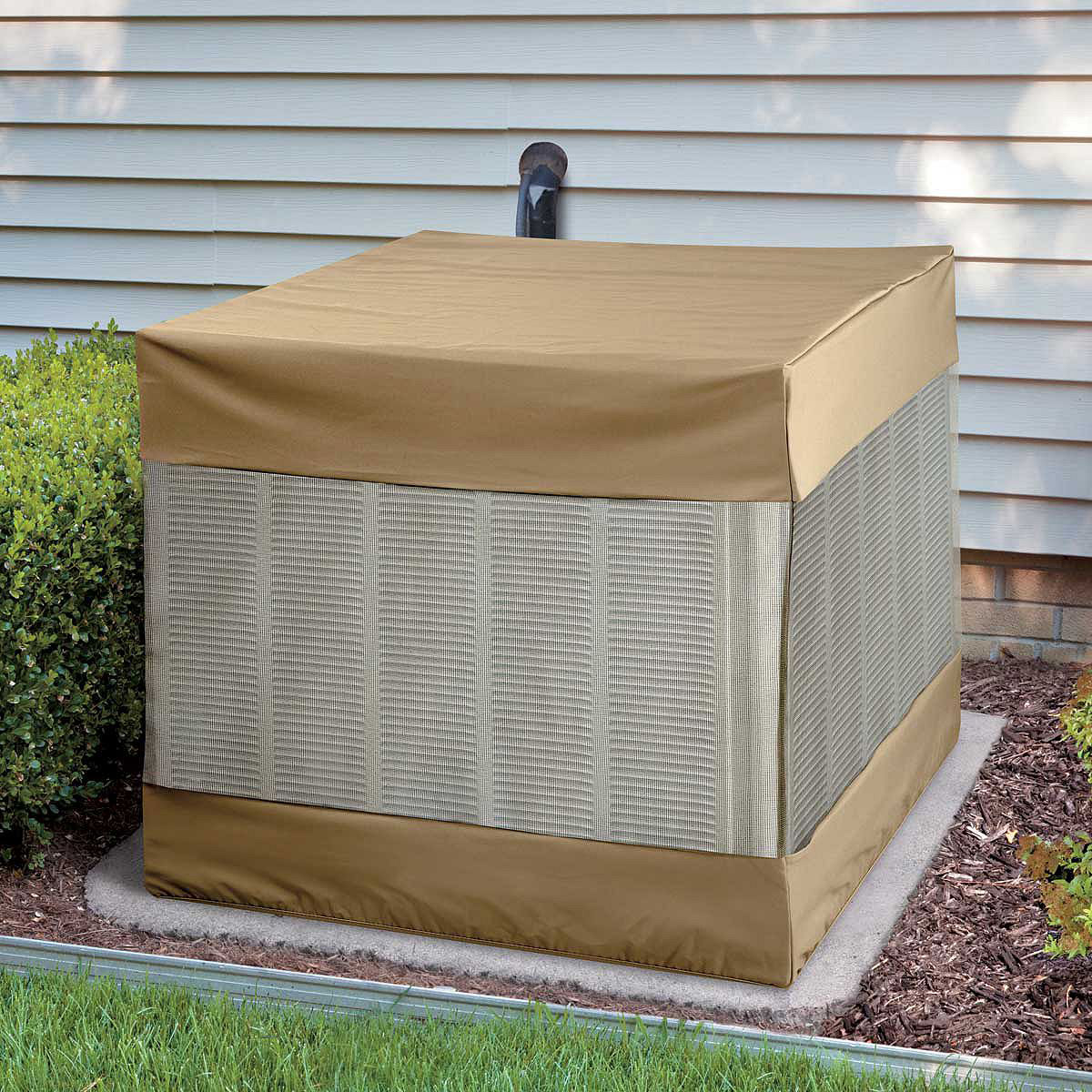 Air Conditioning Covers Vented Air Conditioner Cover