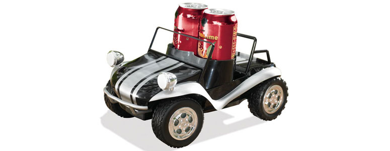 Buggy Style Stroller Remote Controlled Beverage Buggy