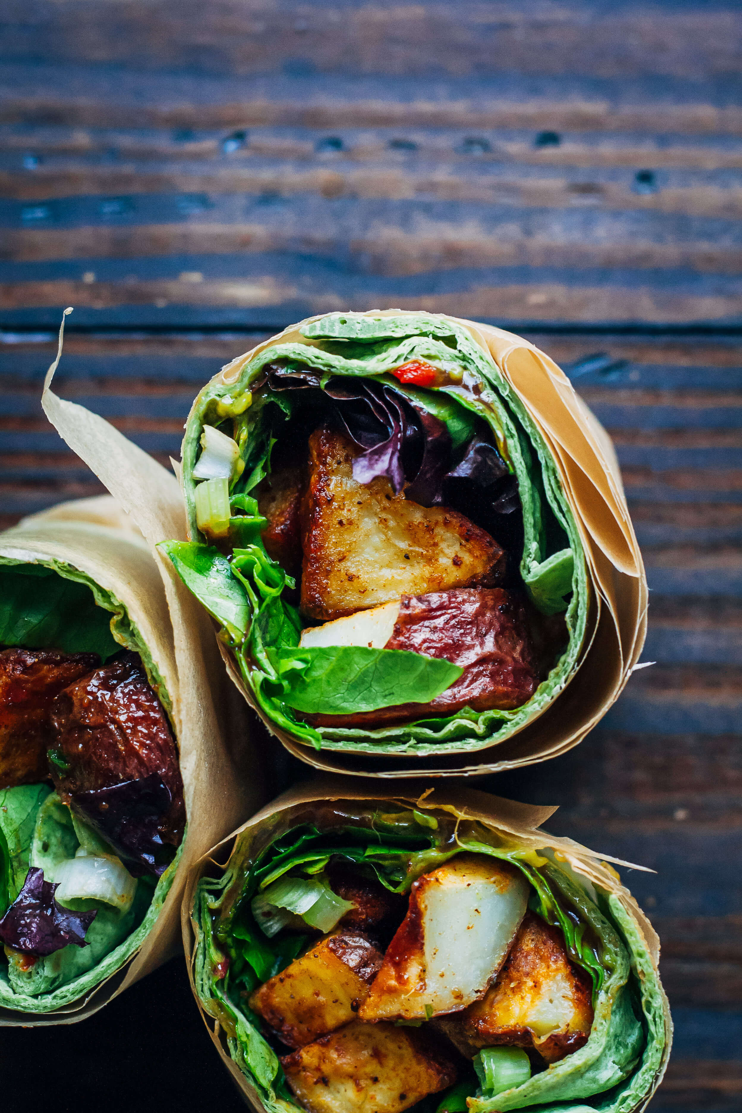 Wraps Vegan 19 Healthy Vegan Wraps For Work Lunch Easy Ideas The