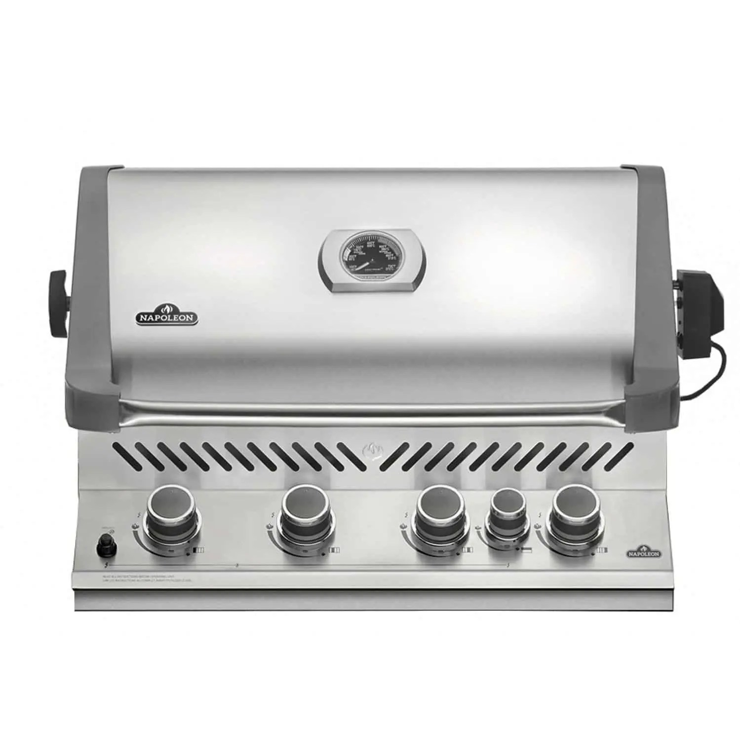 Napoleon Grill Sizzle Zone Napoleon Grills Prestige 500 Built In Gas Grill Review And Rating