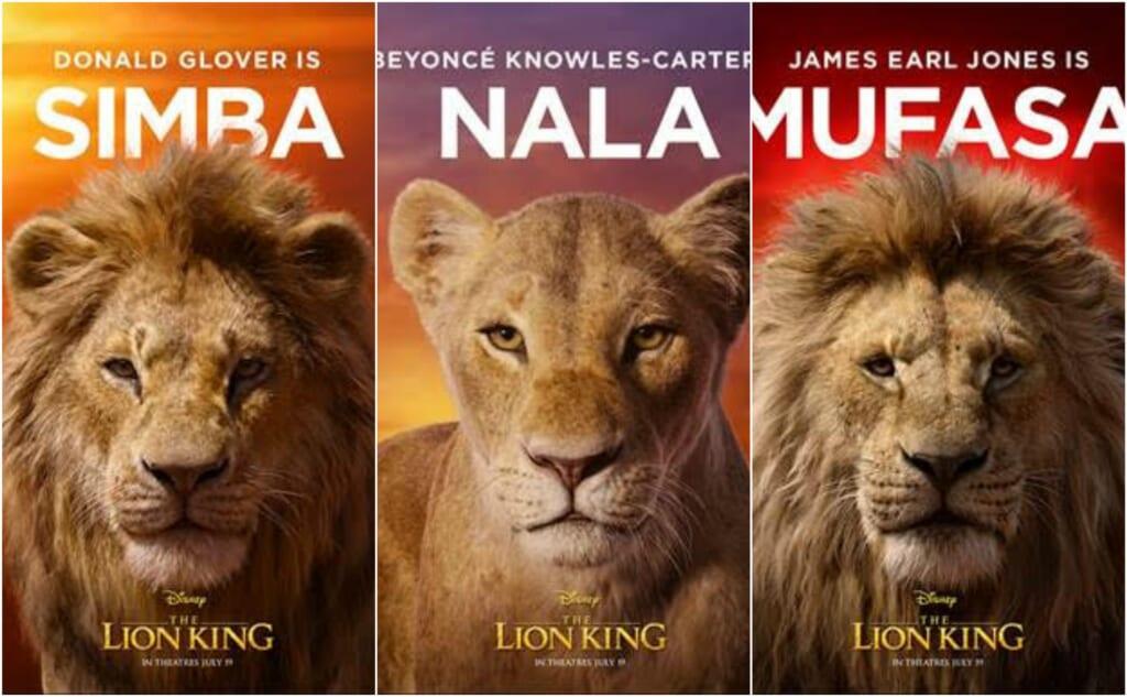 disney the lion king movie 2019 music