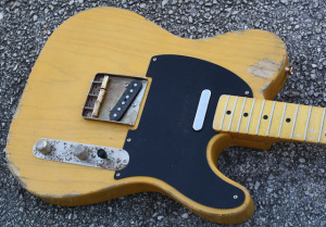 The Rittenhouse Telecaster Story - Part 4 (@AbeRittenhouse)